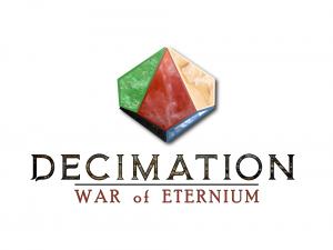 Decimation - War of Eternium - Graphic and Web Design Services