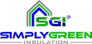 Simply Green Insulation - Graphic and Web Design Services