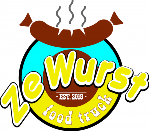 Ze Wurst logo - Graphic and Web Design Services